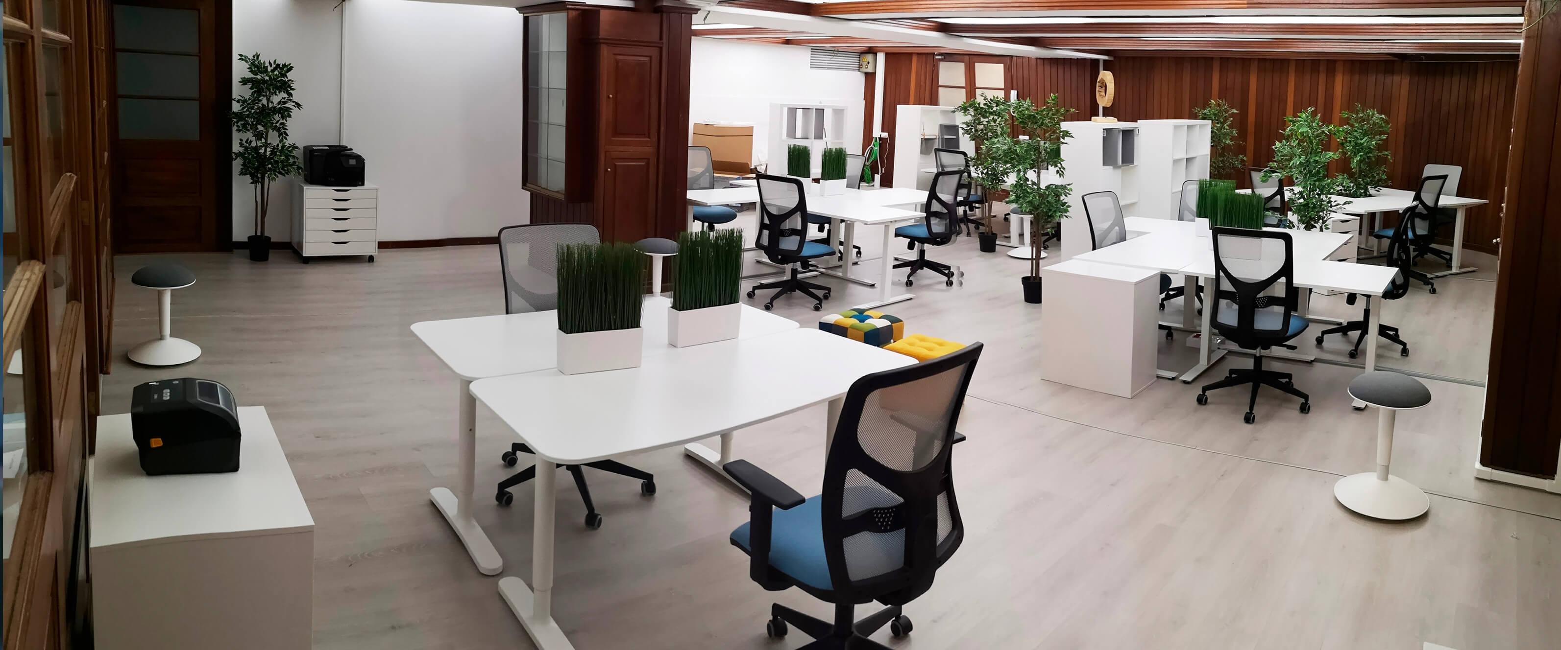 Oficinas Coworking en Santa Cruz de Tenerife